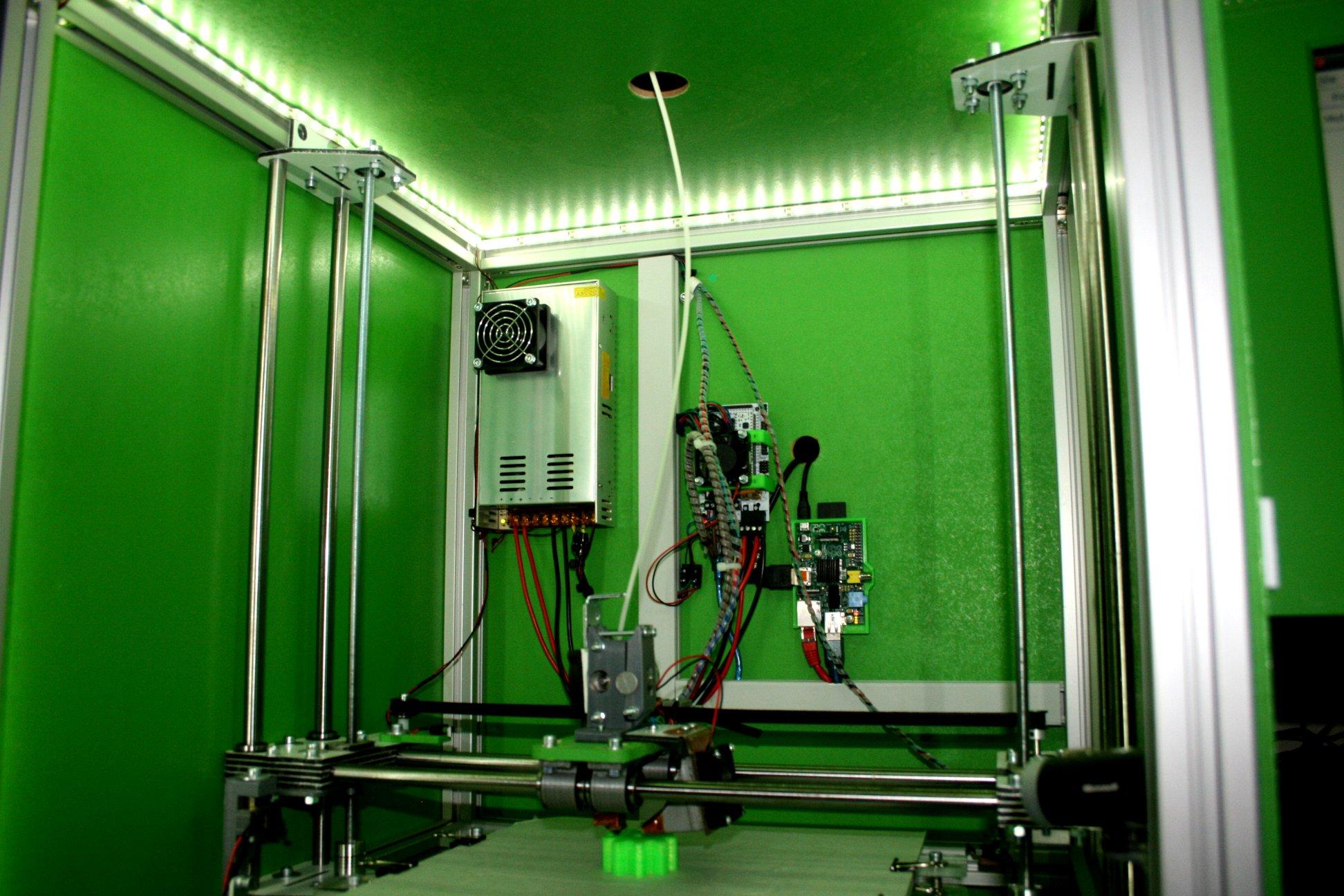 3d drucker eigenbau green monster roboternetz forum seite 4. Black Bedroom Furniture Sets. Home Design Ideas